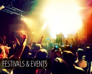 Travel Inspiration - Festivals and Events