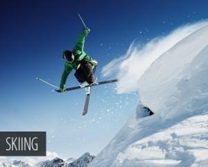 Travel Inspiration - Skiing