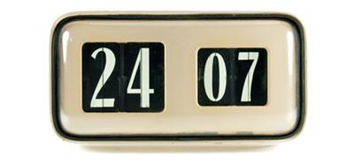 247 clock