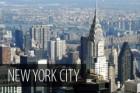 USA - New York City Skyline