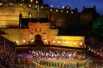 Highlights of Scotland - Scottish highlands day trip and Edinburgh military tattoo