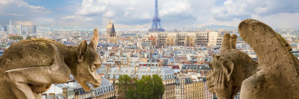 Discover the romantic city of Paris