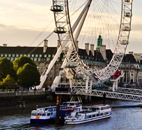 River Thames. London
